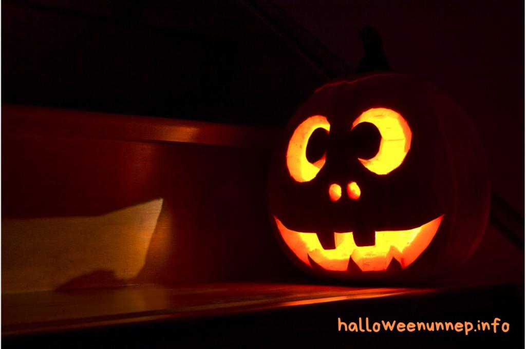 Bolondos halloween tök
