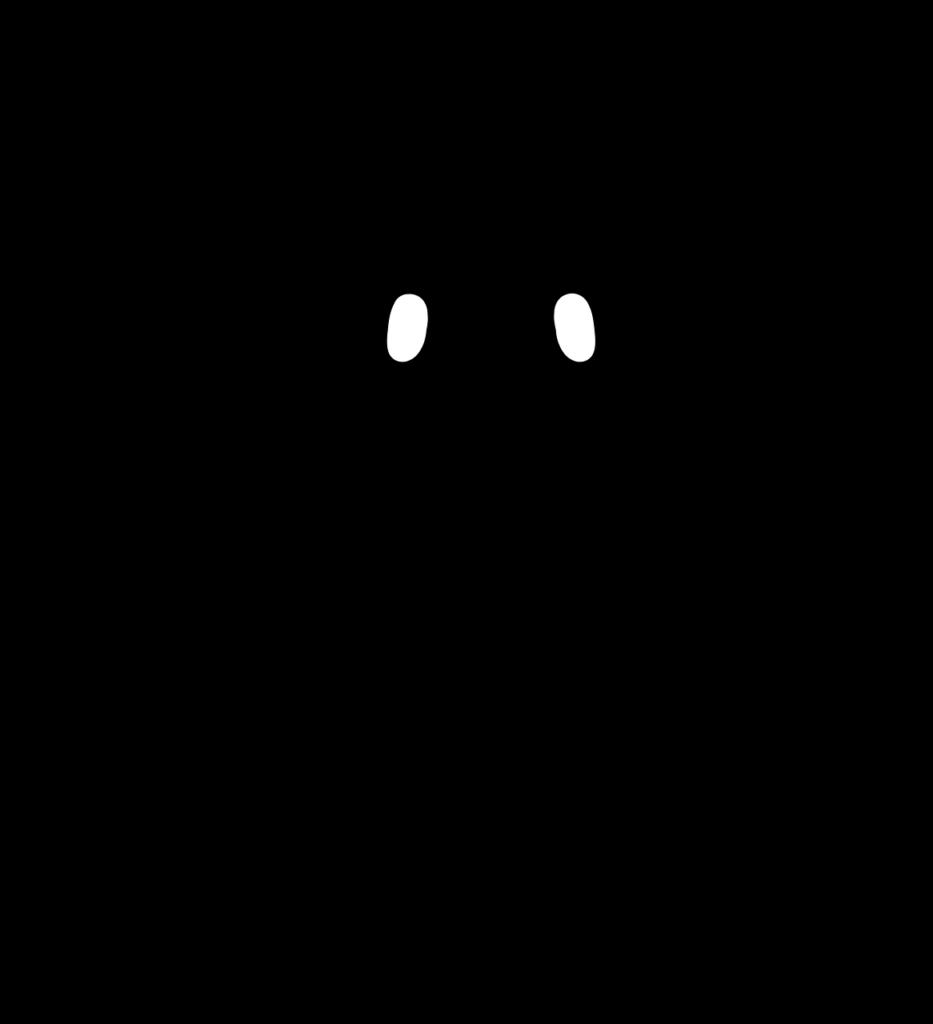 Halloween tök félős szellem
