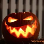 nagyszájú halloween tök