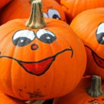 Vicces Halloween tök