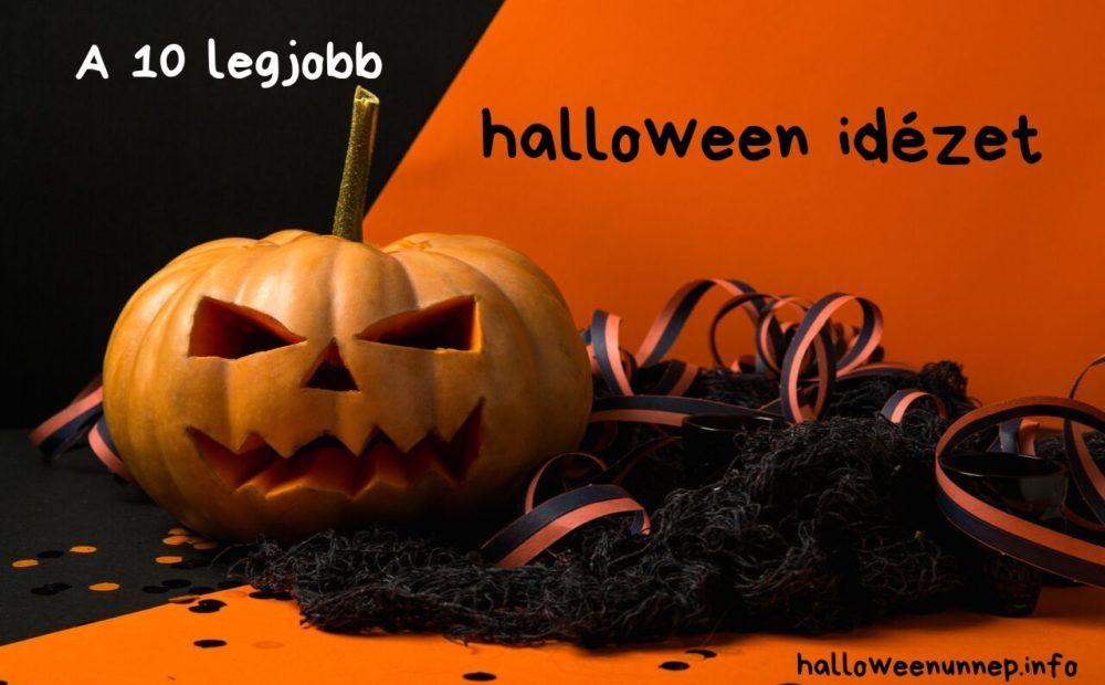 halloween idézetek