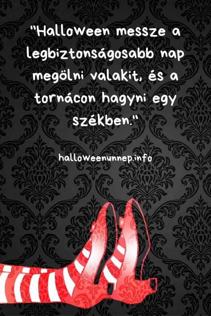 Halloween idézet 6.