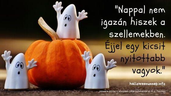Halloween idézet 4.