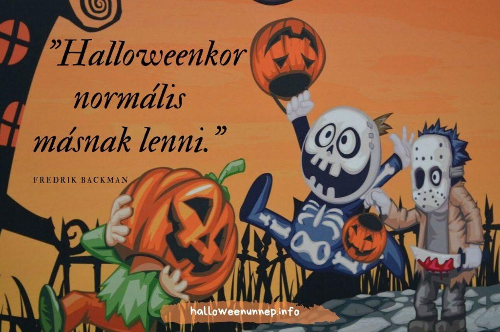 Halloween idézet 5.