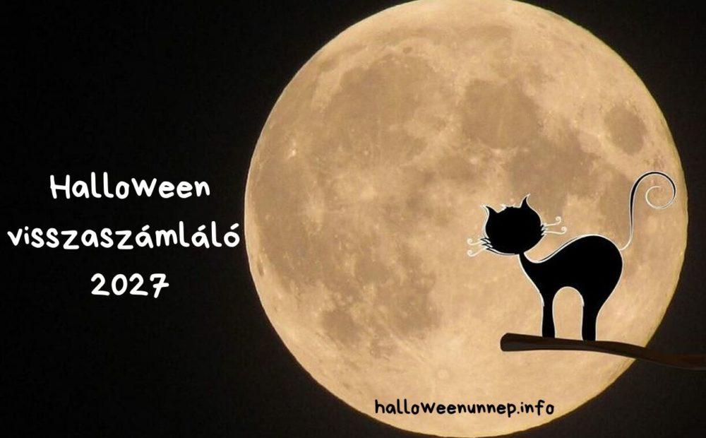 Halloween visszaszámláló 2027