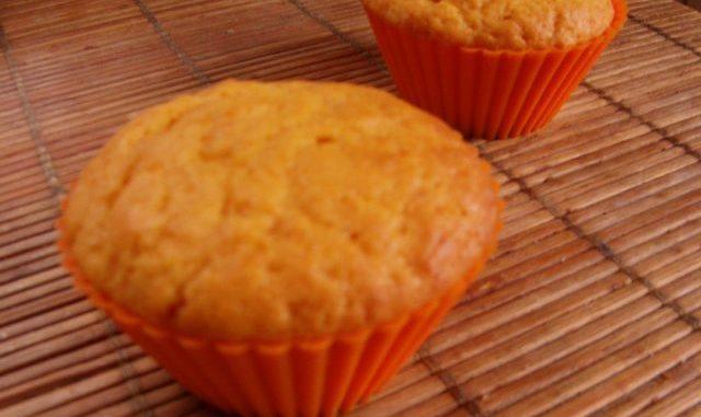 Sütőtök muffin